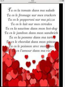 La Saint Valentin / Valentine's Day