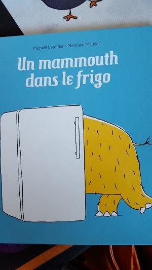 Un mammouth dans le frigo