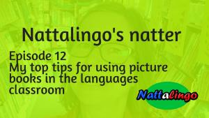 Nattalingo's natter - episode 12
