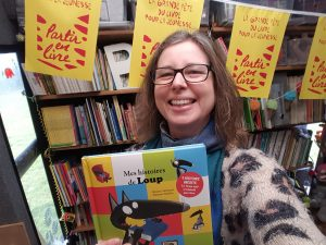 Books about books for World Book Day