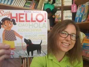 My top 5 books for languages days